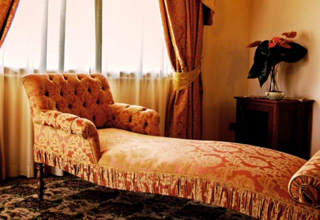 Chaise lounge Club Suite