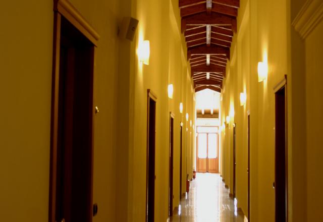 Corridoio Camere Sa Rocca