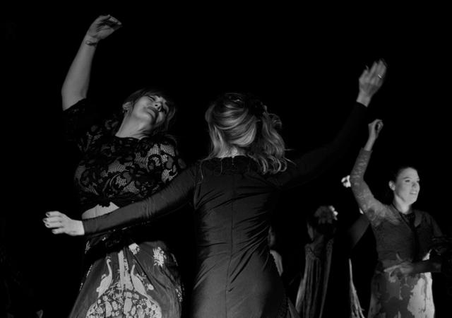 ballo di gruppo  sa rocca